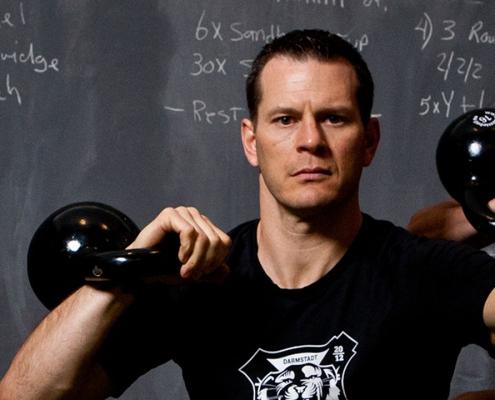 Core Sportclub Darmstadt Trainer Kenneth Bolyard